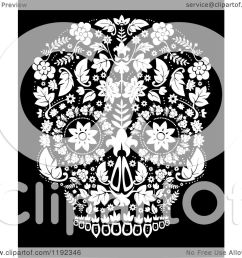 clip art of the day of the dead poster royalty free vector illustration by lineartestpilot [ 1080 x 1024 Pixel ]