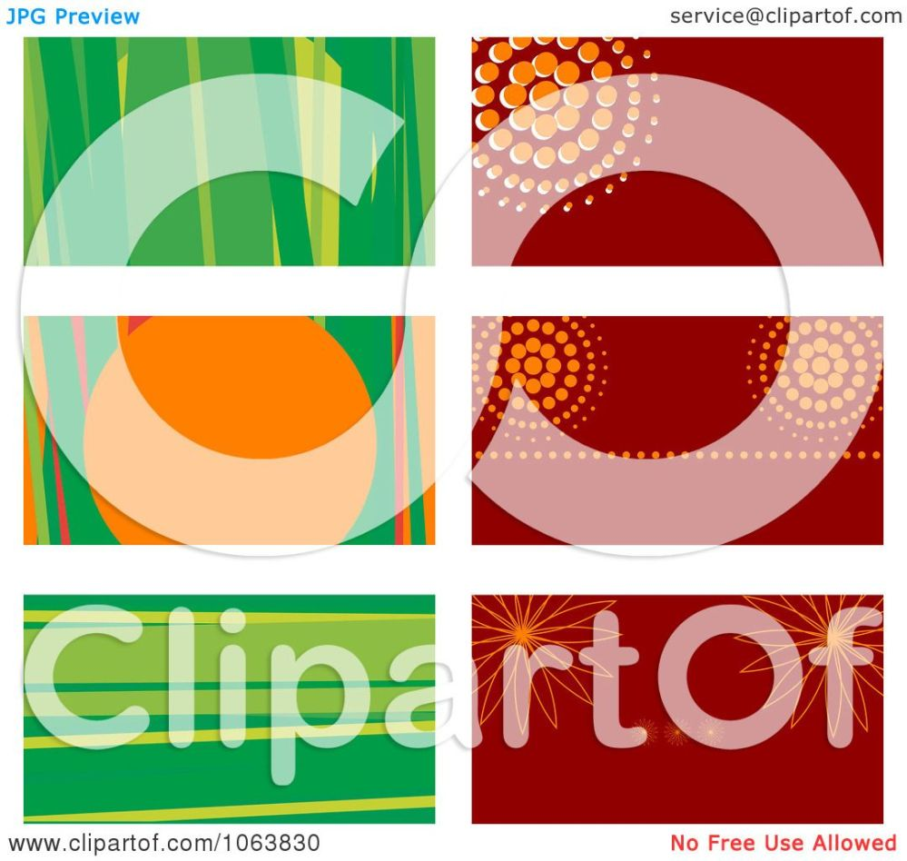 medium resolution of clipart abstract business card backgrounds digital collage 1 royalty free vector illustration by vector tradition