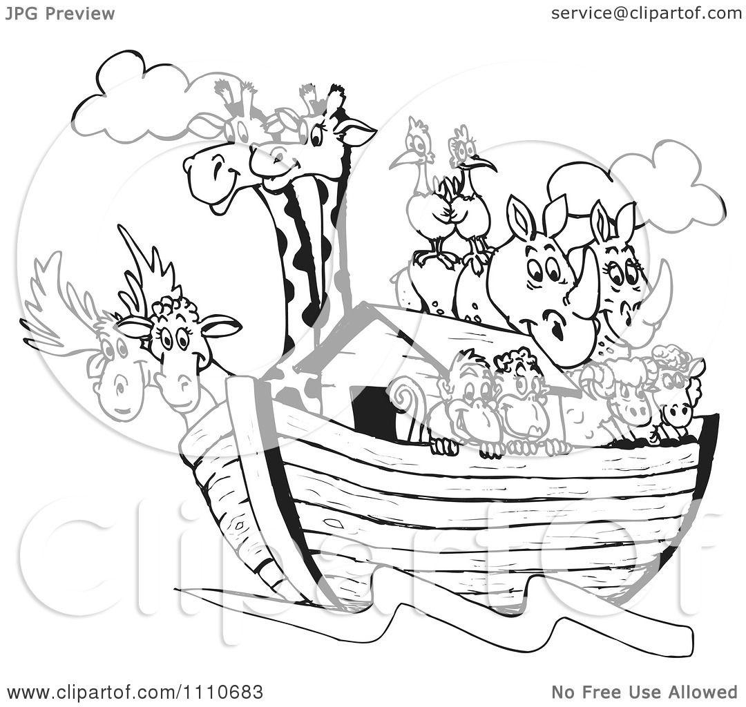 noah s ark clipart