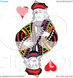 clipart graphic of a french styled jack of hearts design royalty free vector illustration by frisko [ 1080 x 1024 Pixel ]