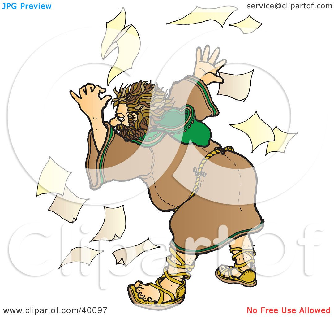 Funny Stressed Out Clip Art