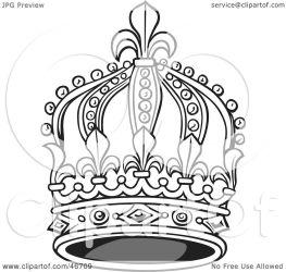 crown king elegant tall clipart illustration dero royalty background