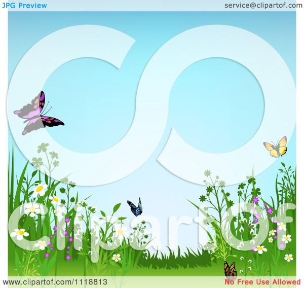 clipart of background wild