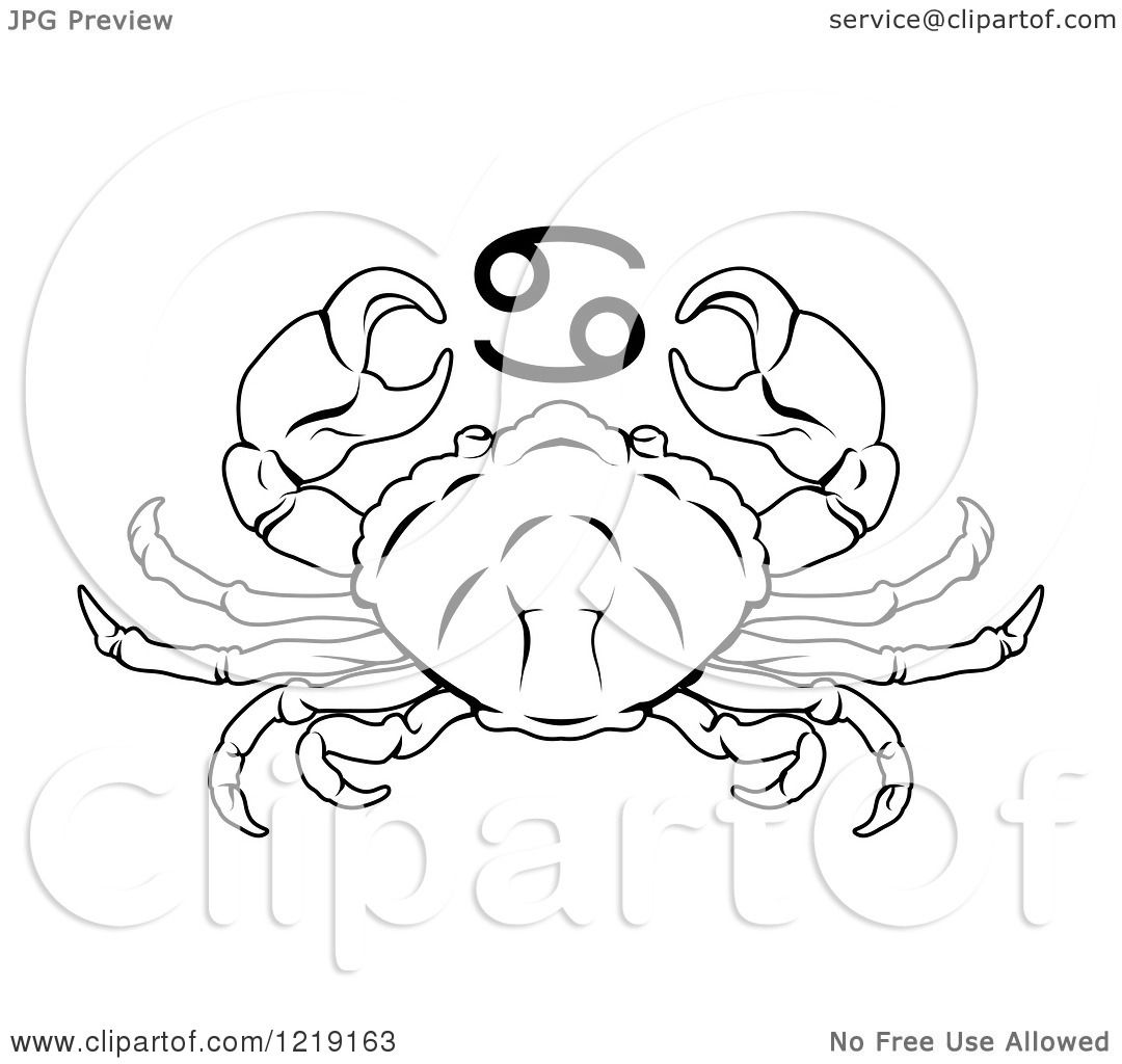 Free Crab Clipart
