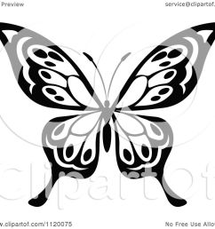 clipart of a black and white butterfly 16 royalty free vector illustration by vector tradition [ 1080 x 1024 Pixel ]