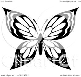 butterfly clipart vector royalty illustration tradition sm graphics background seamartini