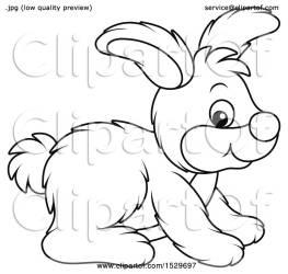 rabbit cute clipart illustration royalty alex vector bannykh clip