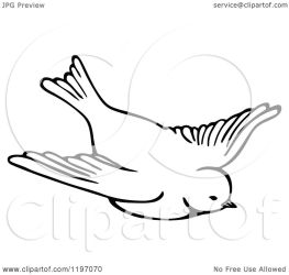 bird flying clipart vector royalty prawny protected collc0089 copyright