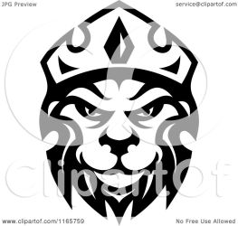 crown lion clipart heraldic illustration vector royalty crowned seamartini tradition sm graphics notes copyright clipartof