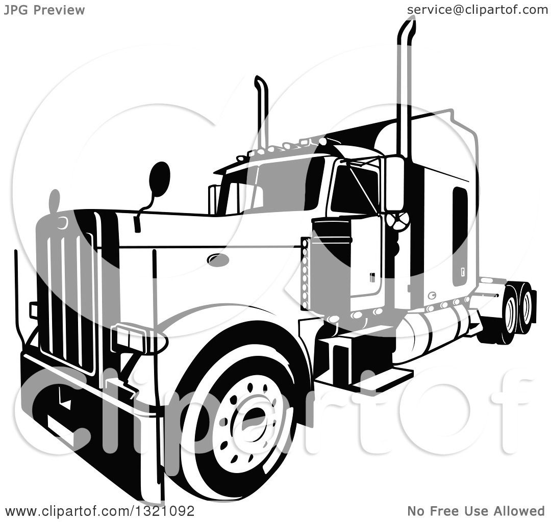20 Truck Diagram Clipart Ideas And Designs