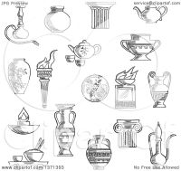 Ancient Oil Lamp Coloring Pages Coloring Pages