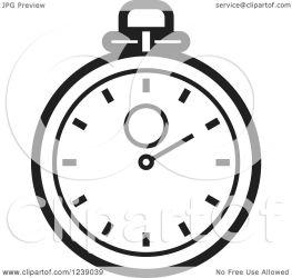 stopwatch illustration clipart royalty vector lal perera clip background clipartof