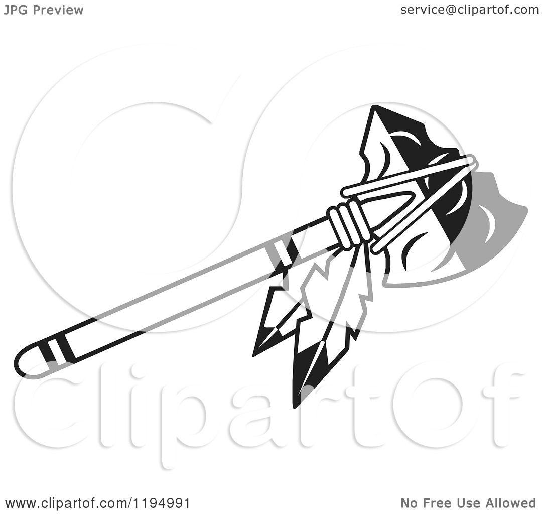 Tomahawk Clipart