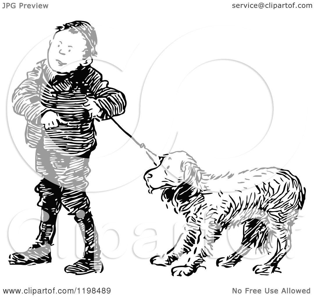 tiny dog on leash