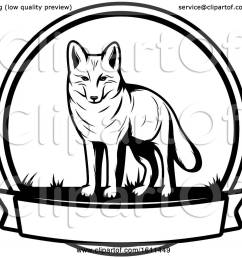 clipart of a black and white wolf hunting design royalty free vector illustration by vector [ 1080 x 1024 Pixel ]