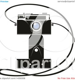 clipart of a camera and strap royalty free vector illustration by vector tradition sm [ 1080 x 1024 Pixel ]