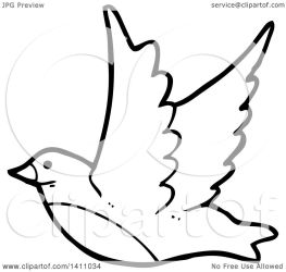 bird cartoon illustration clipart royalty lineart vector lineartestpilot clip collc0180 protected