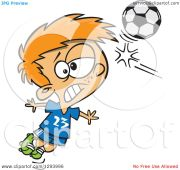 clipart of cartoon red haired