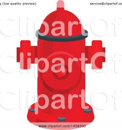 clipart of a fire hydrant royalty free vector illustration by vector tradition sm [ 1080 x 1024 Pixel ]