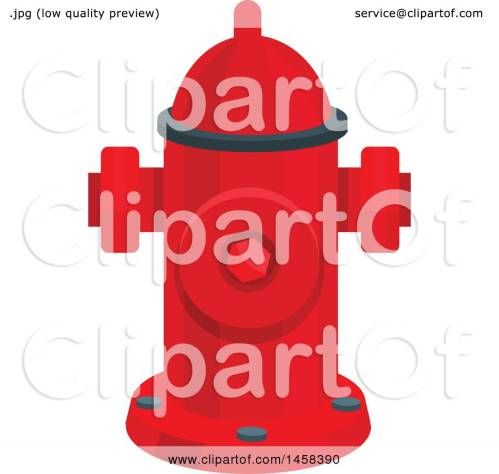 small resolution of clipart of a fire hydrant royalty free vector illustration by vector tradition sm