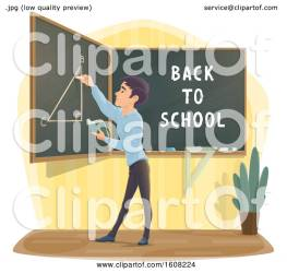 writing chalkboard student male clipart vector illustration royalty tradition sm