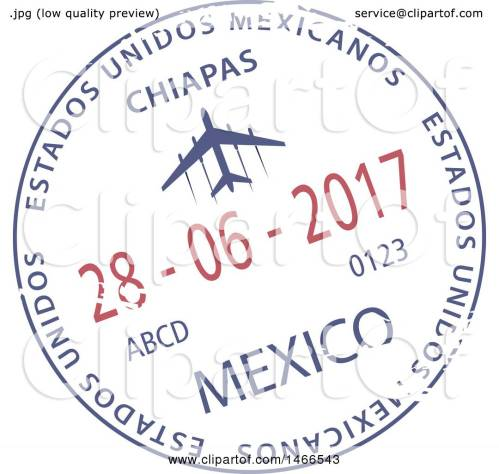 small resolution of clipart of a passport stamp design royalty free vector illustration by vector tradition sm