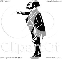 hobo retro clipart royalty prawny vector