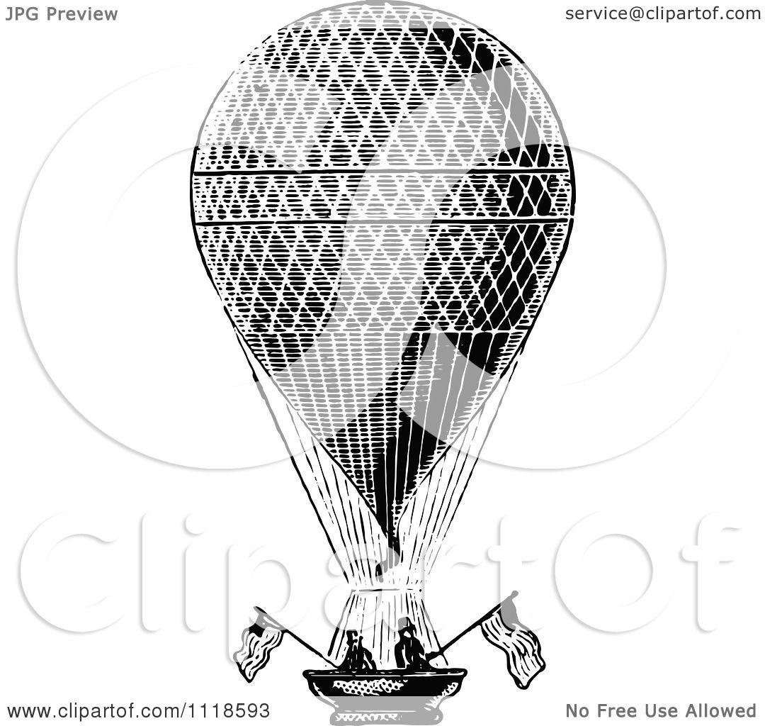 Clipart Hot Air Balloon