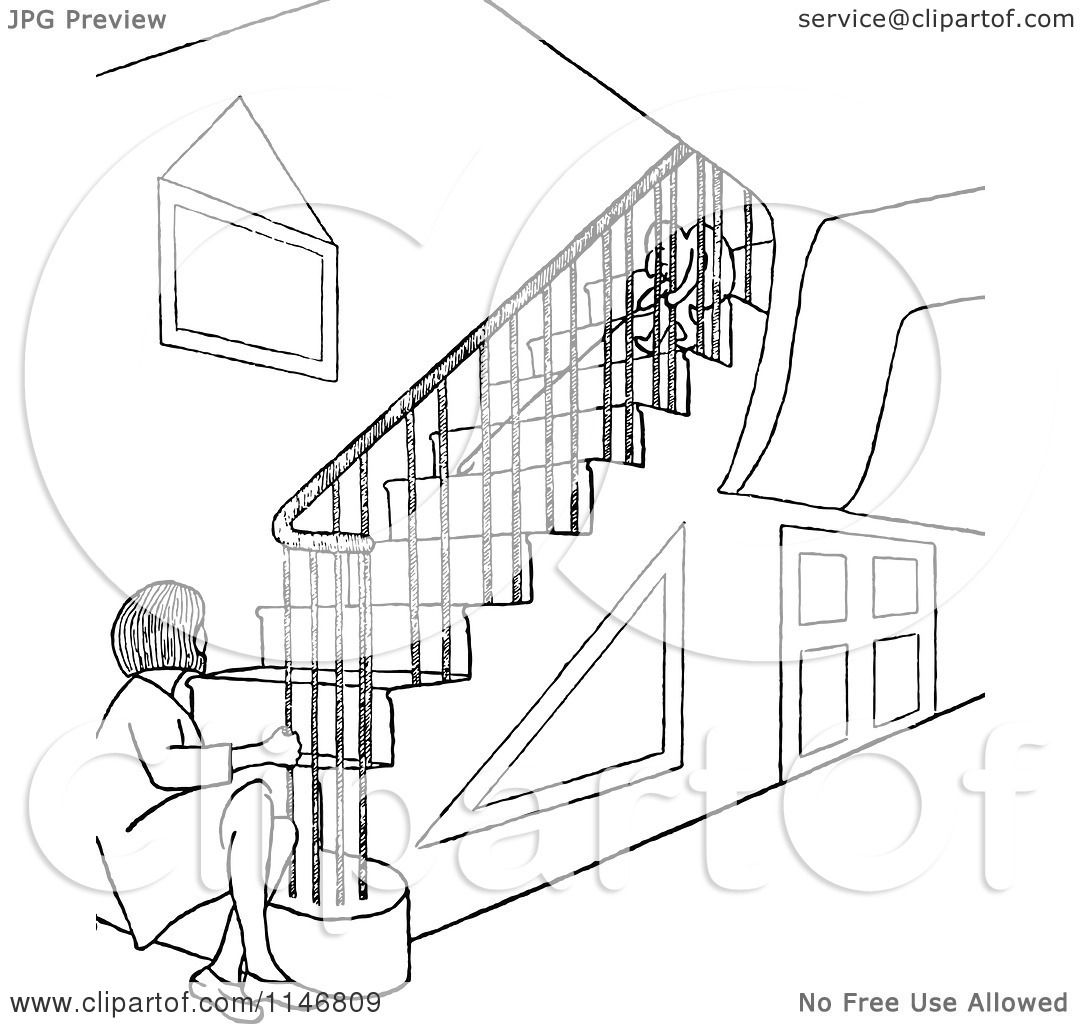 stair clipart