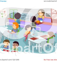 clipart of a sch kids in cafeteria clipart [ 1080 x 1024 Pixel ]