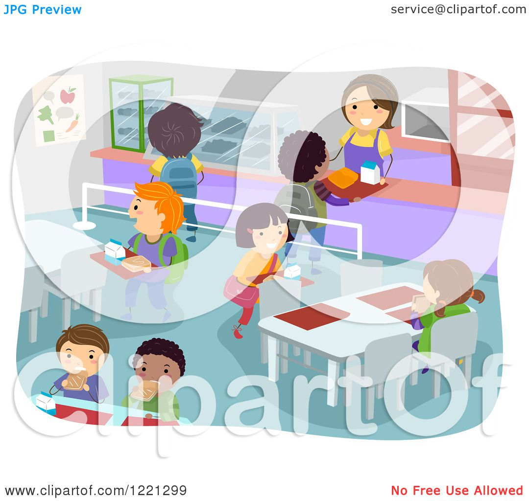 hight resolution of clipart of a sch kids in cafeteria clipart