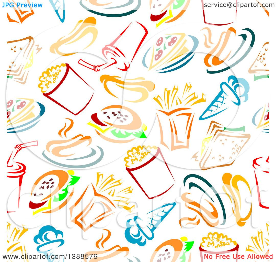 clipart of a seamless