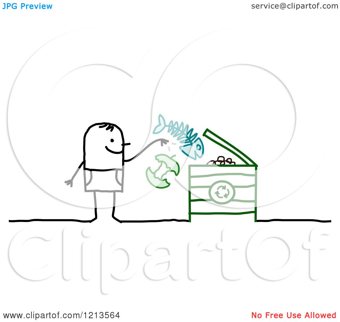 Compost Bin Coloring Page Coloring Pages