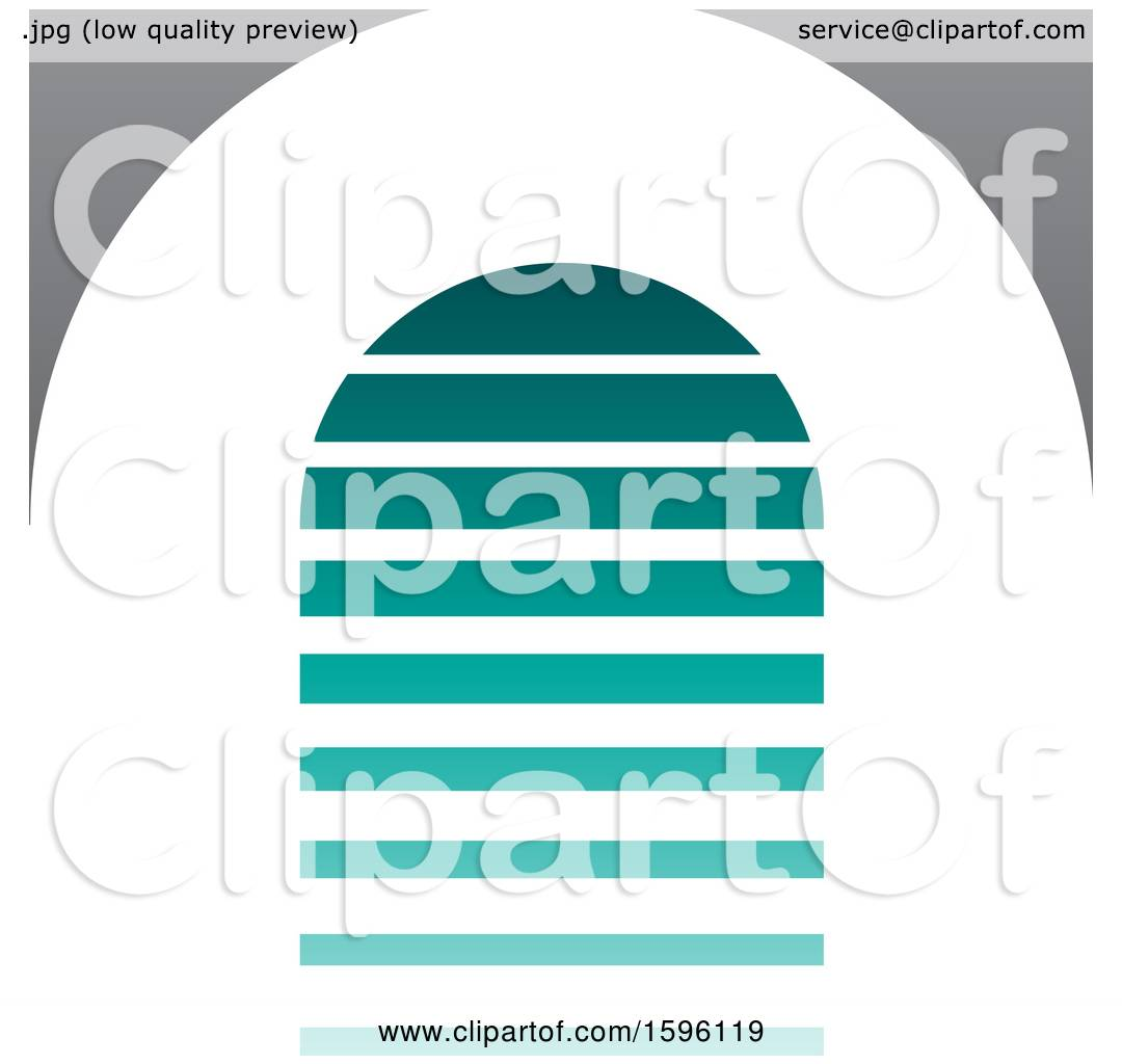 hight resolution of clipart of a striped turquoise and gray letter a logo royalty free vector illustration by cidepix