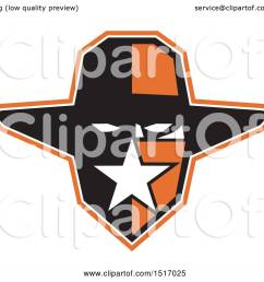 clipart of a texan outlaw wearing a bandana and cowboy hat royalty free vector illustration [ 1080 x 1024 Pixel ]