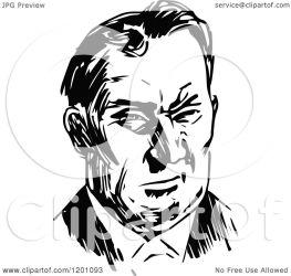 grumpy clipart illustration royalty vector prawny regarding notes