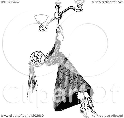 small resolution of clipart of a vintage black and white lost princess of oz scarecrow royalty free vector illustration by prawny vintage