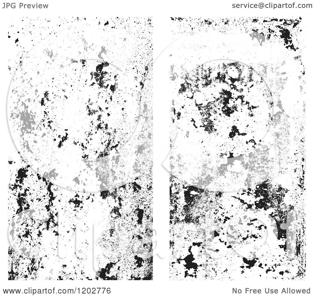 hight resolution of clipart of black and white grunge overlays royalty free vector illustration by bestvector