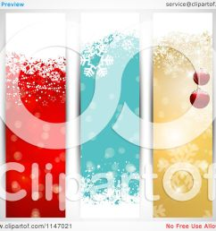 clipart of colorful vertical christmas website banners royalty free vector illustration by kj pargeter [ 1080 x 1024 Pixel ]