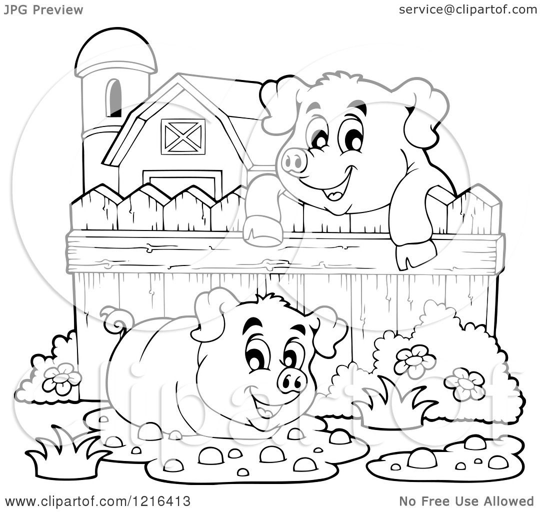 Mud Puddle Coloring Sheet Coloring Pages