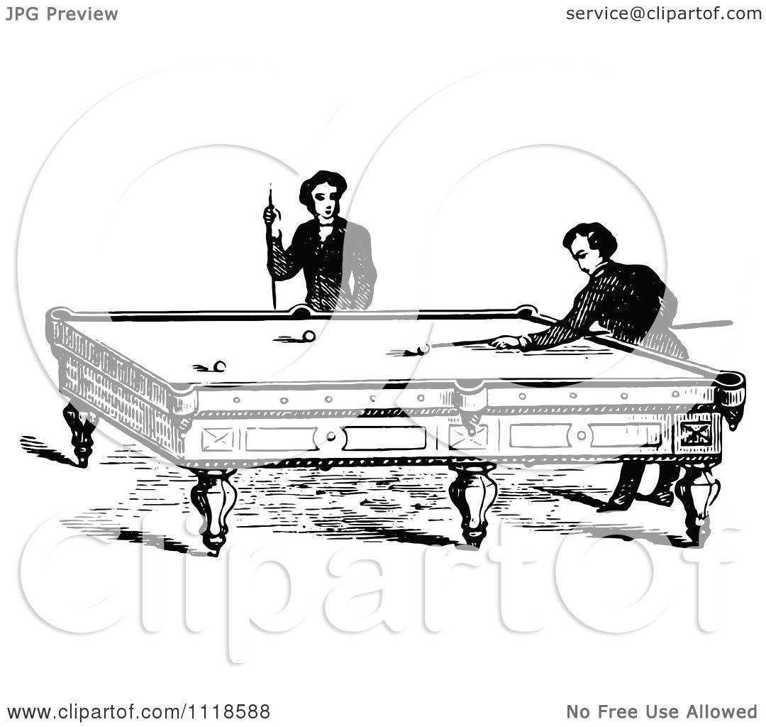 Billiard Clipart