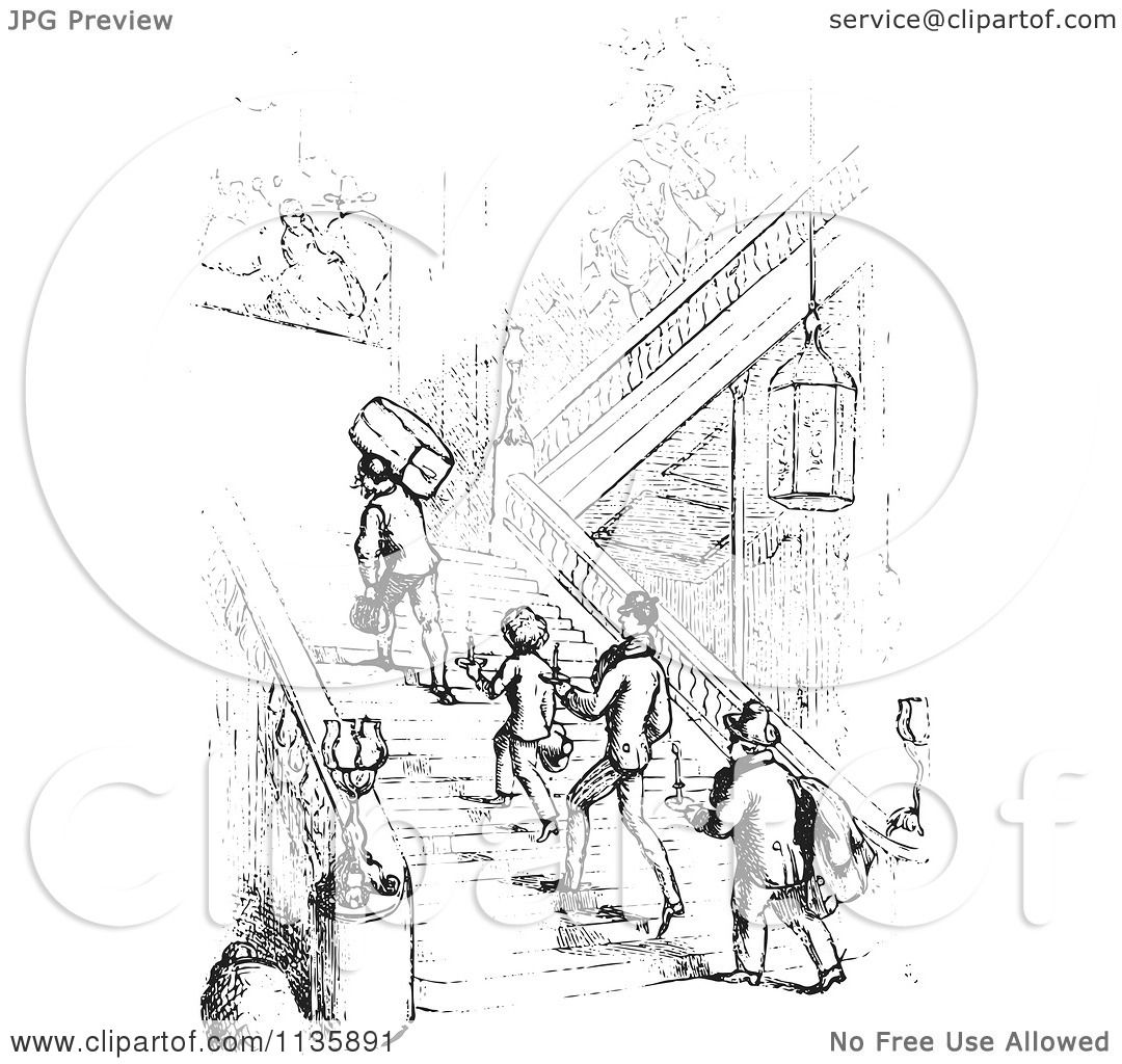 Clipart Stair