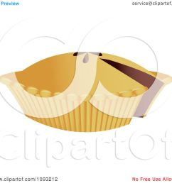 clipart pie with a missing slice royalty free vector illustration by randomway [ 1080 x 1024 Pixel ]