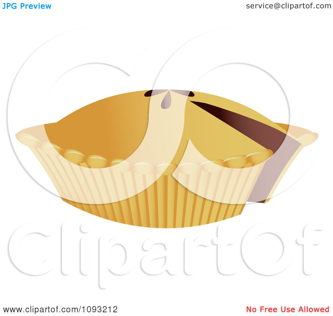 hight resolution of clipart pie with a missing slice royalty free vector illustration by randomway