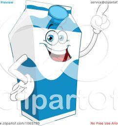 clipart smart milk carton royalty free vector illustration by yayayoyo [ 1080 x 1024 Pixel ]