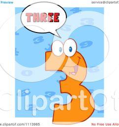 clipart talking orange three mascot 3 royalty free vector illustration by hit toon [ 1080 x 1024 Pixel ]