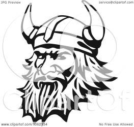 viking clipart vector illustration royalty graphics tradition sm seamartini