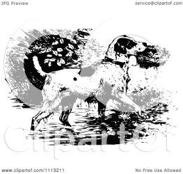 bird dog nest illustration clipart royalty rescuing vector prawny regarding notes