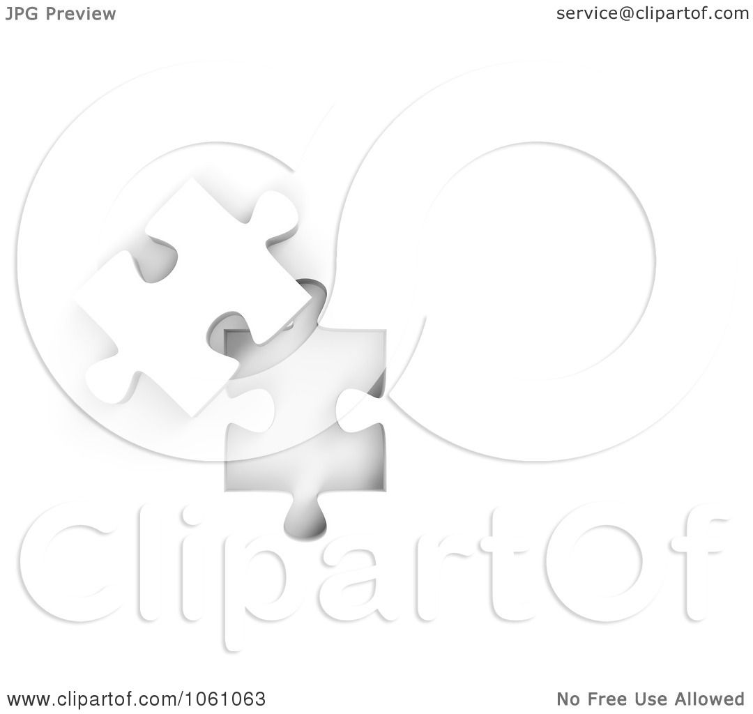 Royalty Free Cgi Clip Art Illustration Of A 3d White