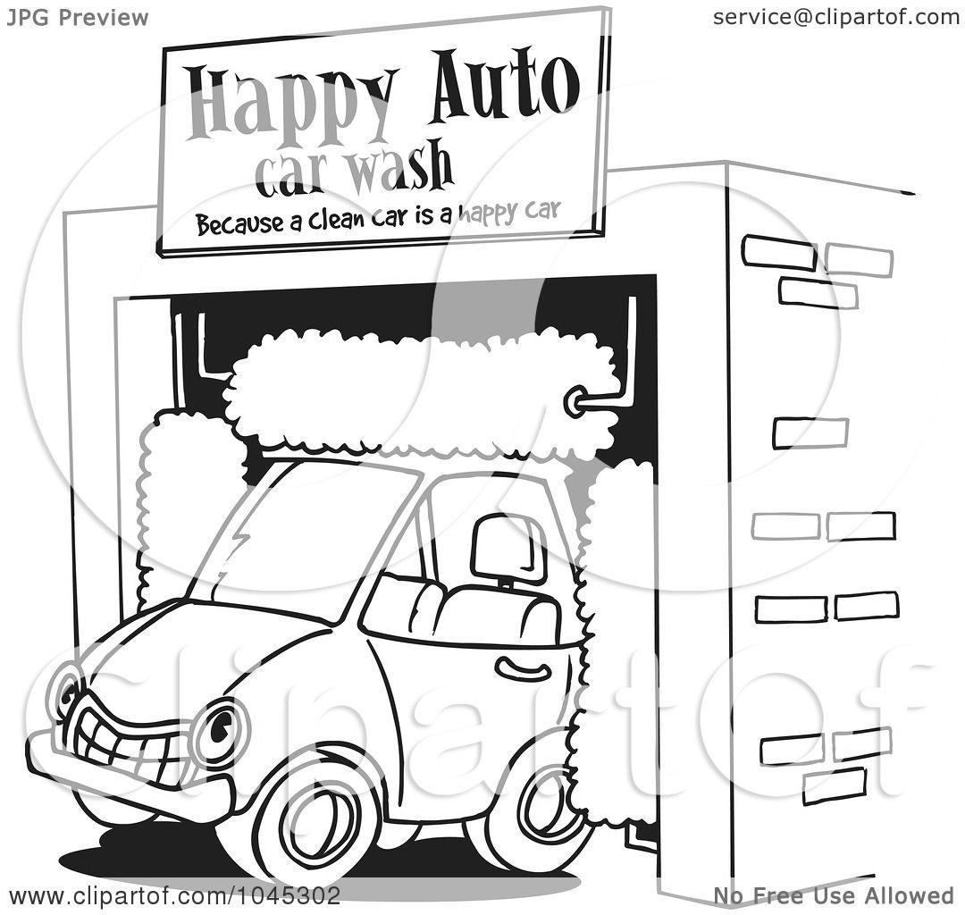 Car Driving Food